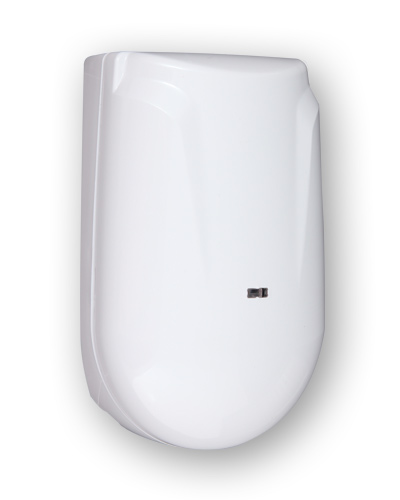 Microwave motion detector.
